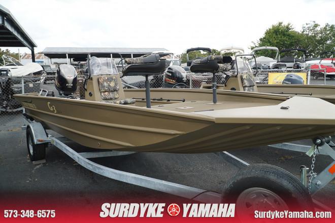 2021 G3 Boats 20 CC DBN