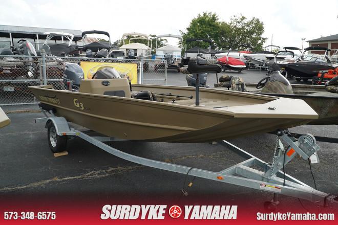 2021 G3 Boats 17 SC DBN