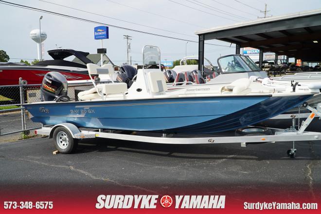 2022 G3 Boats BAY 20 GX