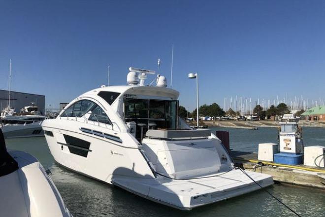 2021 Cruisers 54CANTIUS