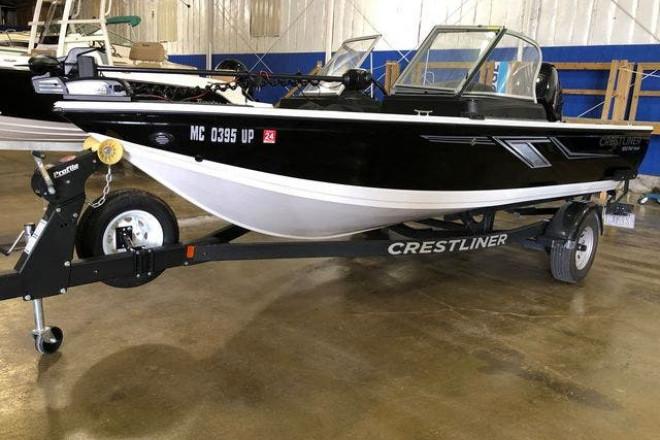 2020 Crestliner 1850 FISHHAWK