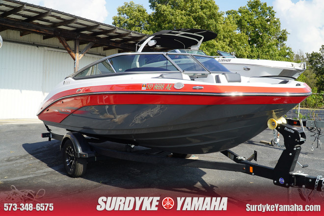 2021 Yamaha SX 195