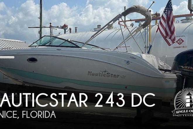 2020 Nautic Star 243 DC
