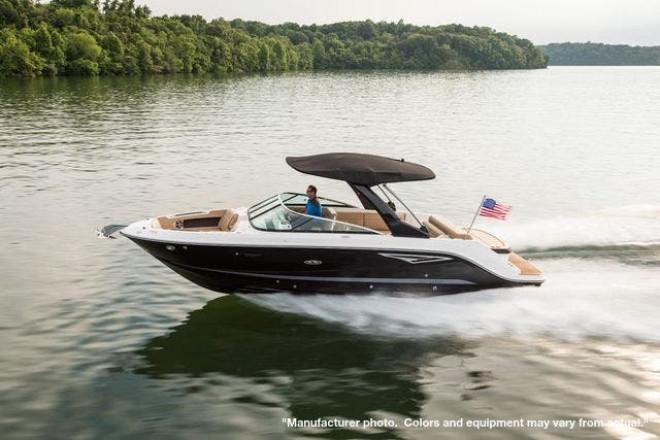 2022 Sea Ray 280SLX