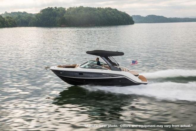 2022 Sea Ray 250SLX