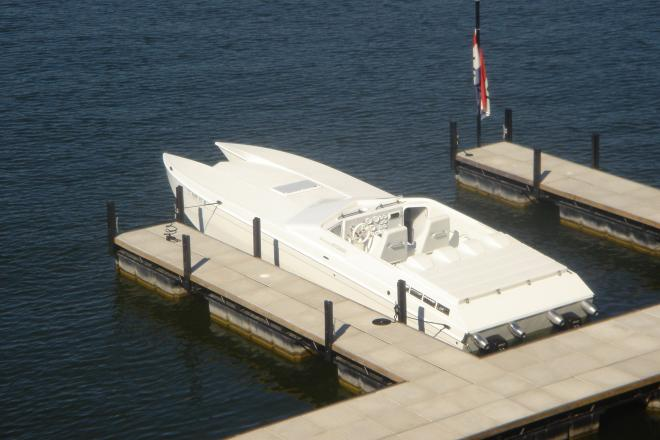 2006 American Offshore 3100 - For Sale at Lake of the Ozarks, MO 65065 - ID 24434