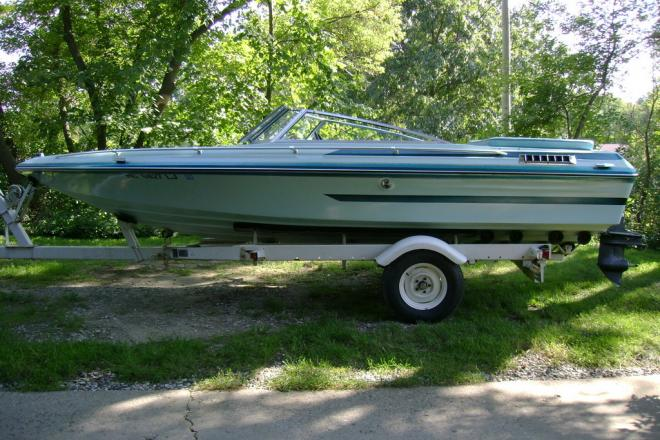 1982 Baja 190BR I/O - For Sale at Pinckney, MI 48169 - ID 25817