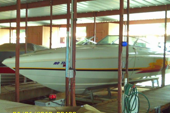 1996 Baja 252 cuddy - For Sale at Lake of the Ozarks, MO 65065 - ID 28448