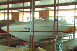 1996 Baja 252 cuddy