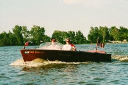 1958 Chris Craft Sportsman