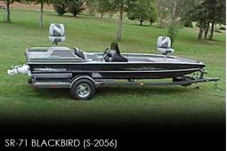 2016 Precision 2056 Black Bird   (Old Shoal Runner 2056)