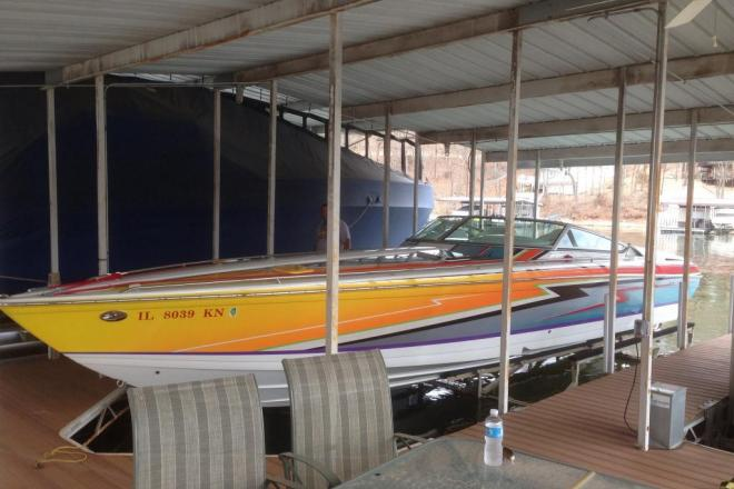 2005 Formula Fastec - For Sale at Lake of the Ozarks, MO 65049 - ID 57966