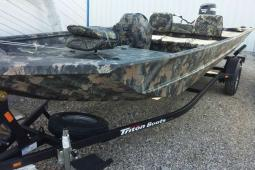 2014 Triton 1862SC Duck Layout