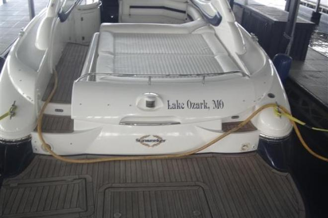 2001 Sunseeker 50 Superhawk - For Sale at Lake of the Ozarks, MO 65065 - ID 73696