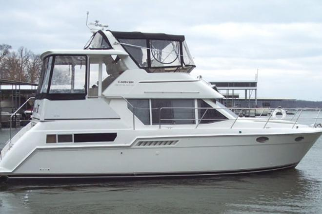 1998 Carver 355 Aft Cabin - For Sale at Lake of the Ozarks, MO 65065 - ID 74334
