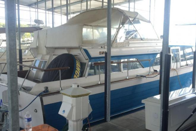 1967 Chris Craft 36 Cavalier - For Sale at Lake of the Ozarks, MO 65065 - ID 75922