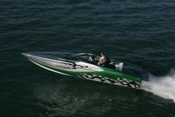 2007 Baja 35' Outlaw