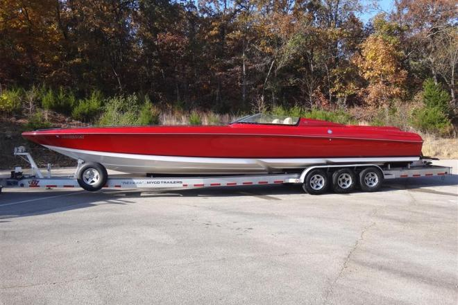 2004 Donzi  ZR - For Sale at Lake of the Ozarks, MO 65065 - ID 78472