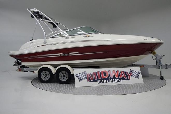 2007 Sea Ray 200 Sundeck - For Sale at Lovell, WY 82431 - ID 78582