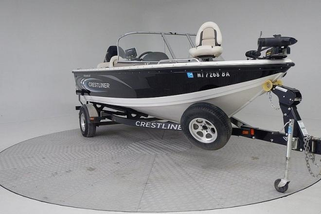 2013 Crestliner 1850  - For Sale at Lovell, WY 82431 - ID 78599