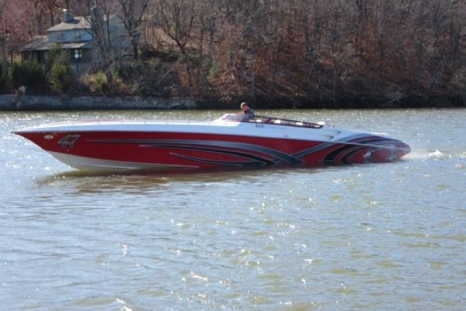 2006 Fountain  47 Lightning  - For Sale at Lake of the Ozarks, MO 65065 - ID 80972