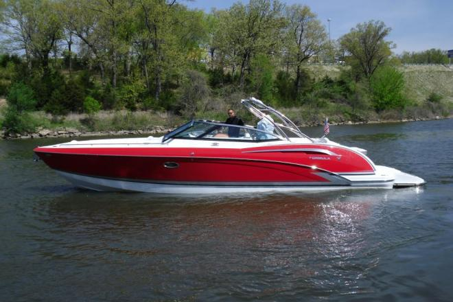 2013 Formula 350 Bow Rider - For Sale at Lake of the Ozarks, MO 65065 - ID 82107