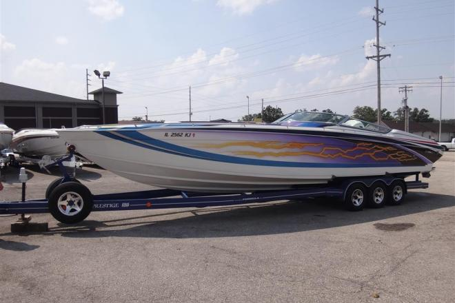 2003 Formula  382 Fastech - For Sale at Lake of the Ozarks, MO 65065 - ID 82883