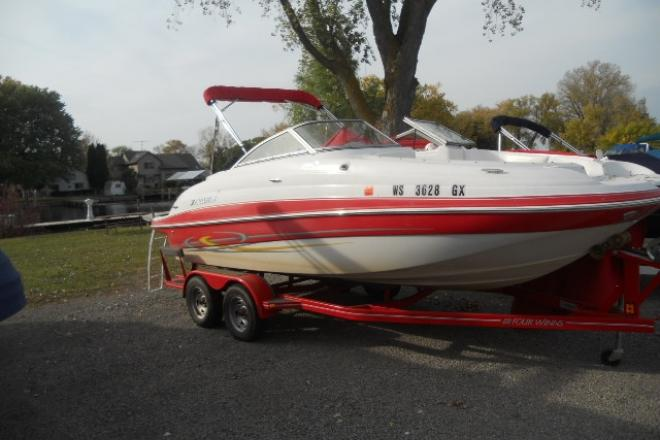 2005 Four Winns 194 - For Sale at Pewaukee, WI 53072 - ID 76587