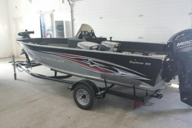 2014 Starcraft 16 SC - For Sale at Madison, WI 53701 - ID 74305