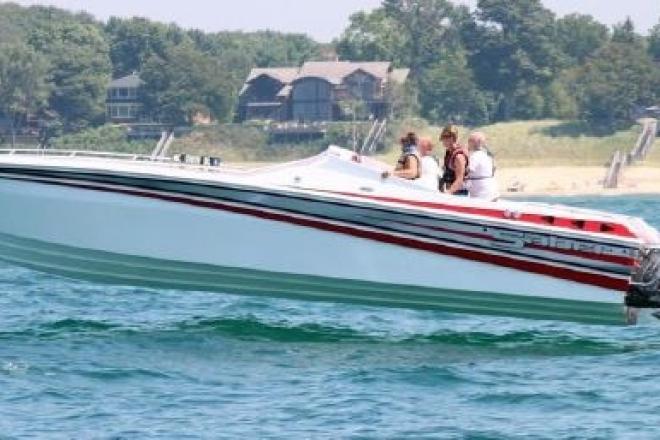 2015 Saber Marine 34 Saber - For Sale at Grand Rapids, MI 49501 - ID 84387