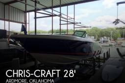 2006 Chris Craft Launch 28 Heritage Edition