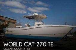 2006 World Cat 270 TE