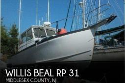 2007 Willis Beals RP 31