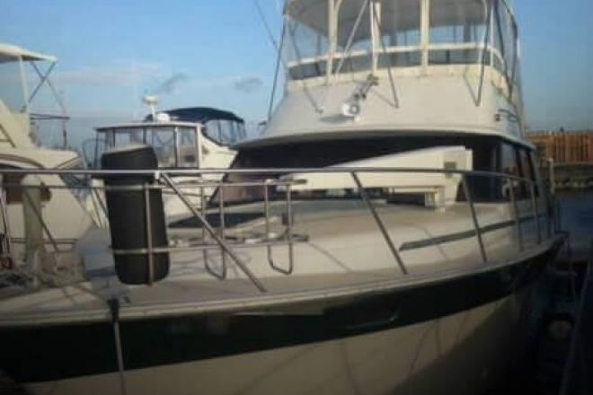 1984 silverton 37 convertible 37 foot 1984 silverton for Freeport fishing boats