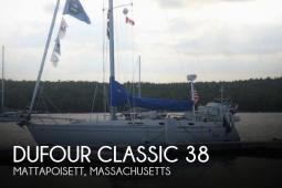 1998 Dufour Classic 38