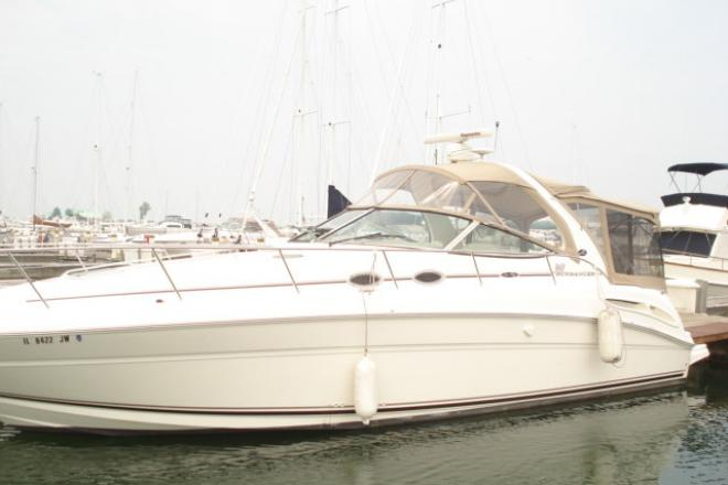 2003 Sea Ray 360 SUNDANCER - For Sale at Winthrop Harbor, IL 60096 - ID 38961