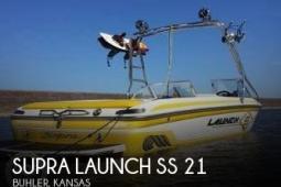 2001 Supra Launch SS 21