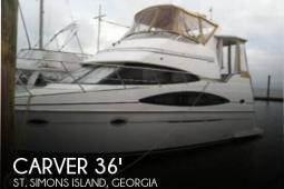 2003 Carver 366 Motoryacht