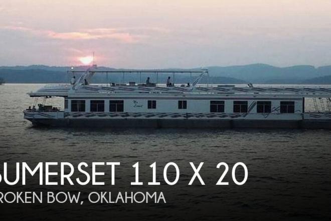 2004 Sumerset Houseboats 110 x 20 - For Sale at Broken Bow, OK 74728 - ID 79464