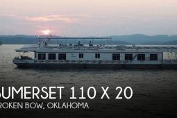 2004 Sumerset Houseboats 110 x 20