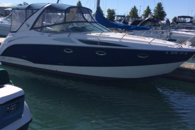 2007 Bayliner 300 - For Sale at Winthrop Harbor, IL 60096 - ID 74775