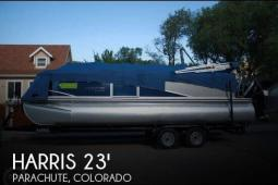 2014 Harris 230 Grand Mariner