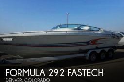 2002 Formula 292 Fastech