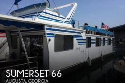 1987 Sumerset Houseboats 66