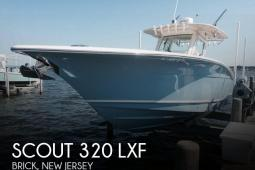 2013 Scout 320 LXF