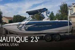 2015 Nautique Super Air G23