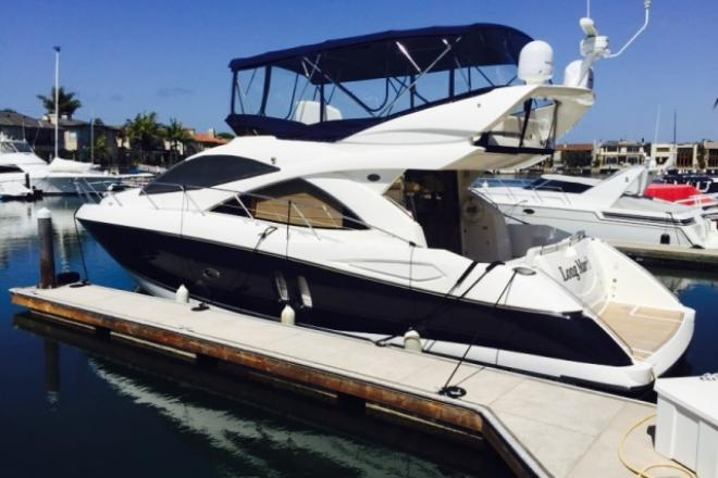 2006 Sunseeker 50 MANHATTAN - For Sale at Newport Beach, CA 92658 - ID 70477