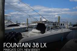 2005 Fountain 38 LX
