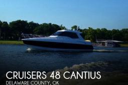 2014 Cruisers 48 Cantius