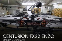 2013 Centurion FX22 Enzo